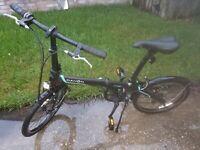 "DAHON CITY VIBE FOLDING BICYCLE 20"" Wheels Bike Rack (Read) #7"