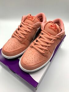 """NIKE SB DUNK LOW """"PINK PIG"""" CV1655-600 authentic From Japan"""
