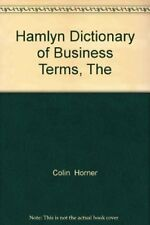 DICTIONARY OF BUSINESS TERMS-Colin  Horner,Leo Liebster