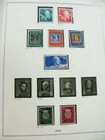 Germany Federal Republic Stamp Collection Complete Sets