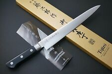 Tojiro DP Cobalt Alloy by 3-Layers VG10 Carving Knife 270mm F-806 Sujihiki Japan