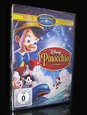 DVD WALT DISNEY - PINOCCHIO - SPECIAL COLLECTION *** NEU ***