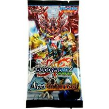 6x  Neo Enforcer: Booster Pack New Sealed Product - Future Card: Buddyfight