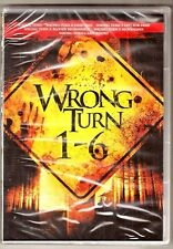 Wrong Turn 1-6 DVD Movie Collection BRAND NEW