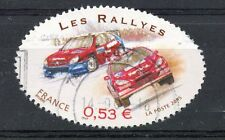 STAMP / TIMBRE FRANCE OBLITERE N° 3798 SPORT / VOITURE / COURSE GORDON BENNETT