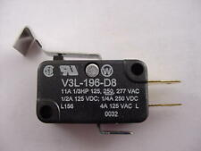 Honeywell Micro Switch V3L-196-D8   Ships the Same Day of the Purchase