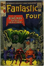 FANTASTIC FOUR #39 © June 1965 Marvel Comics