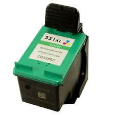 HP 351XL CB338EE Color Refilled Ink Cart HP Deskjet D4200 D4260 D4263 D4360