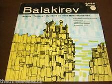 VINYL LP - BALAKIREV - SOVIET RADIO SYMPHONY ORCHESTRA - XID 5101