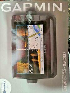 Garmin ECHOMAP UHD 93sv GT54UHD-TM Transducer & Navionics Maps