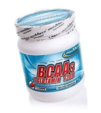 BCAAs + Glutamin 1200 Ironmaxx 260 Tricaps Eur9.50/100g