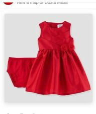 18 M Girls' Just One You Red Dress