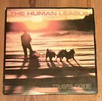 The Human League – Travelogue Vinyl LP Album 33rpm 1980 Japanese Issue VIP 6956