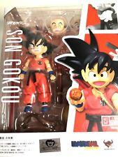 Free Shipping Bandai Tamashii Nations S.H. Figuarts Kid Goku Dragon Ball Gokou