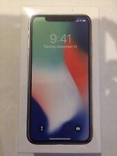 Apple iPhone X 64Gb Silver Verizon Smartphone unlocked
