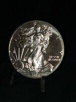 2016 American Silver Eagle Dollar 1 Troy Oz .999 Fine Silver. Gem BU uncirculate