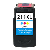 Color Ink Cartridge for Canon CL 211 XL 211XL PIXMA MP495 MP280 iP2702 MP499