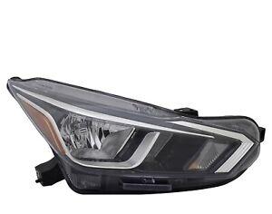 FIT NISSAN VERSA 2020 BASE S SR SV RIGHT PASSENGER HEADLIGHT HEAD LIGHT LAMP