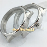 42mm Fit ETA 6497/6498,Seagull ST36 Movement Stainless Steel Watch Case