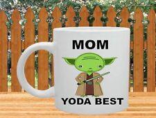 MOM yoda Best Mug-yoda Mug-Gift Mug 11oz