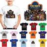 Five Nights At Freddy's- Children Gamers Kids Boys Girls T Shirt-FNAF101