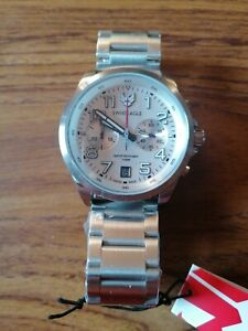 Swiss Eagle Altitude SE-9179-33 Quartz Chronograph Watch