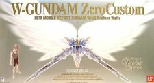 BANDAI PG 1/60 XXXG-00W0 WING GUNDAM ZERO CUSTOM Model Kit Endless Waltz NEW F/S