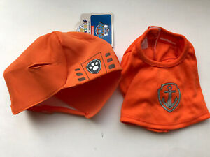 NWT  Build-a-Bear Paw Patrol  Zumba Vest  and Hat