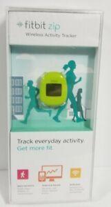 Fitbit Zip Wireless Activity Tracker FB301G Lime Green