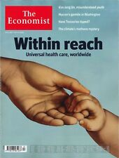 The Economist Magazin, Heft 17/2018: Universal health care +++ wie neu +++
