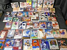 Wholesale Lot Baseball Autograph Game Material Jersey Insert Numbered Refractor