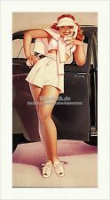 After the Tennis George Petty appel blanc skirt Art pression PIN UP 119
