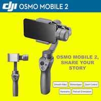 DJI Osmo Mobile 2 3-Axis Handheld Stabilizer Gimbal For iPhone Android Phone UK