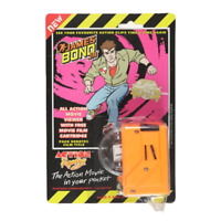 Action Replay James Bond Jr Collectable Movie In Your Pocket Vintage 1992 MINT