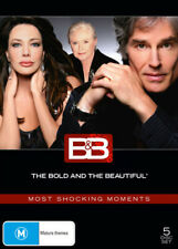 The Bold and the Beautiful - Most Shocking Moments NEW PAL Cult Series 5-DVD Set