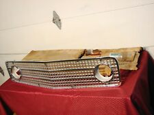 73 1973 CHEVROLET LAGUNA NOS CHROME GM GRILLE pt# 331800