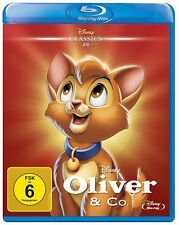 OLIVER & CO. (Walt Disney Classics 26) Blu-ray Disc NEU+OVP