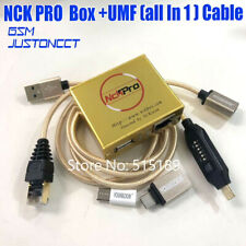 NCK PRO BOX + UMf Cable  Repair for Alcatel, LG,Huawei (NCK+UMT 2 in 1 )