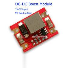 DC-DC 3V 3.7V 5V Step Up to 5V 2A Lithium Battery Boost Charging Power Module