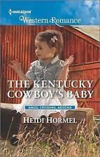 The Kentucky Cowboy's Baby (Angel Crossing, Arizona)-ExLibrary