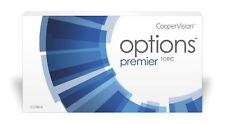 options premier toric 3er Box Kontaktlinsen Montaslinsen toric Cooper Vision