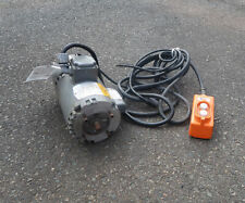 BALDOR 1/2 Hp Electric Motor W/ CABLEFORM 2-button Pendant Switch