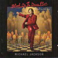 Michael Jackson - Blood On The Dance Floor  (CD 1997) Original CD