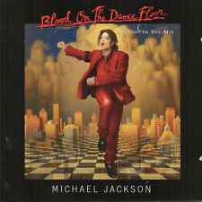 Michael Jackson - Blood On The Dance Floor  (CD 1997) Original CD