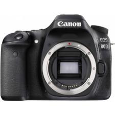 Canon EOS 80D 24,2 Mpx Fotocamera Reflex - Nera (Solo Corpo)
