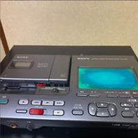 Sony MZS-R4ST MiniDisc Recorder Station MD Walkman TESTED Working SONY Rare JPN