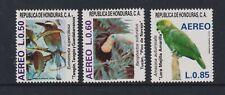 Honduras - 1987, Aérien, Oiseaux Ensemble - MNH - Sg 1067/9