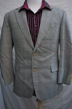 mens ODERMARK BUSINESS LOUNGE tweed sports coat jacket blazer size 42S