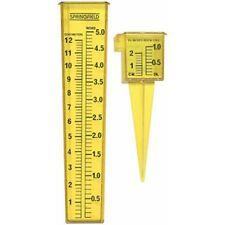 Springfield Precision 90107 2 Piece Sprinkler and Rain gauge