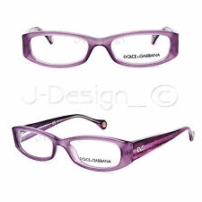 Dolce&Gabbana D&G DD 1228 1976 Opal Violet 48/16/135 Small Eyeglasses Rx  - New